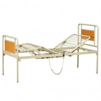Медичне ліжко з електромотором 4-х секційне МАТРАЦ В ПОДАРУНОК