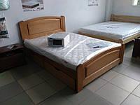 """Кровать из дерева """"ЭДЕЛЬ"""""""