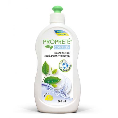 Средство для мытья посуды Proprete Complex, 500 мл