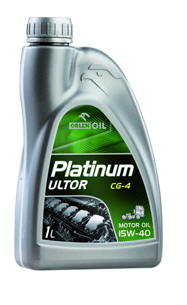ORLEN Platinum Ultor CG-4 15W-40 1л