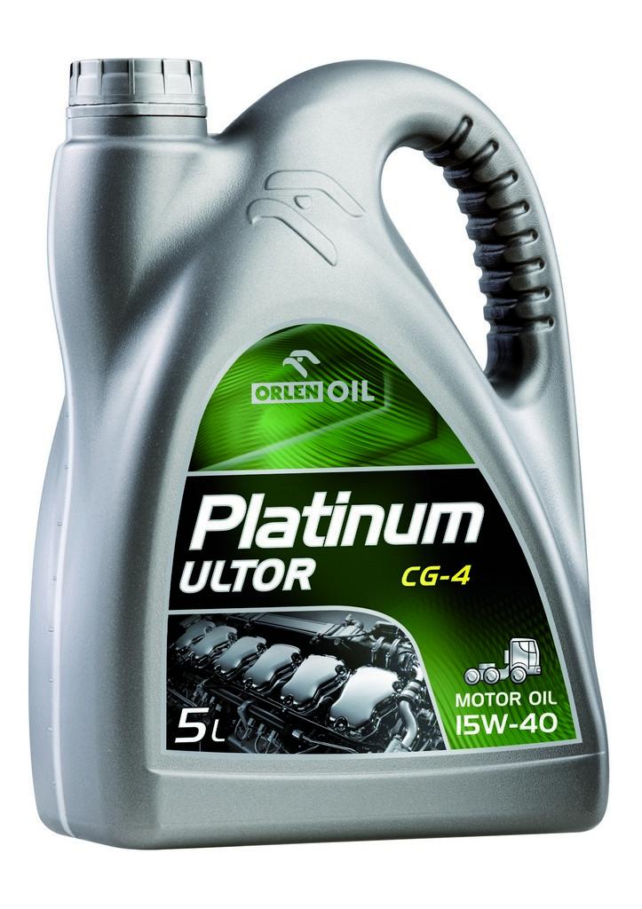 ORLEN Platinum Ultor CG-4 15W-40 5л