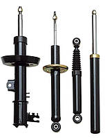 Амортизатор BMW передній лівий газовий (SACHS)