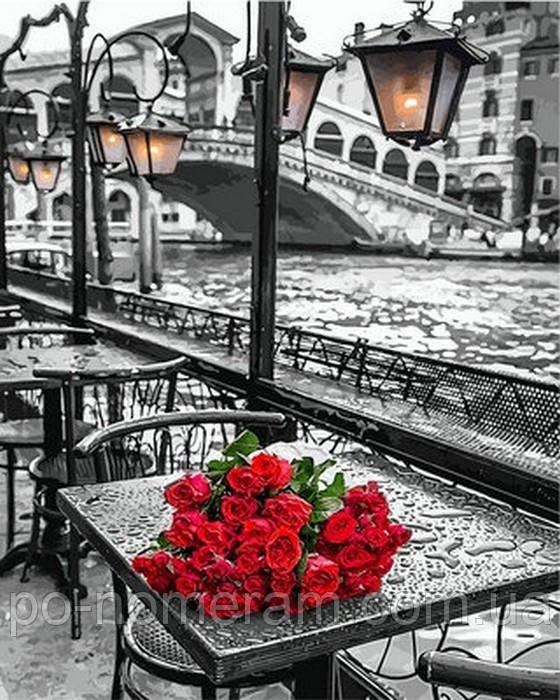 Пейзаж Италии картина