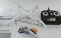 Квадрокоптер Syma X5C-1 с камерой и флешкой