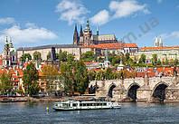 Пазлы Прага Castorland 1000 элементов