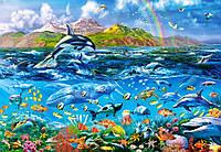 "Пазлы ""Панорама океана"" Castorland 1000 элементов"