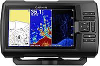 Эхолот GPS-плоттер Garmin STRIKER Plus 7cv