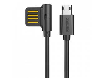USB Data кабель Remax Rayen RC-075m MicroUSB 1m