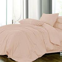 Комплект постельного белья, Сатин однотонный FRAPPE №165 (Простыня на резинке), Двуспальный