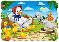 Пазлы ''Гадкий утёнок'' Castorland  30 элементов - для детей от 3 лет