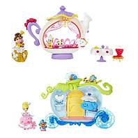 Hasbro Disney Princess B5344 Игровой набор для маленьких кукол Принцесс