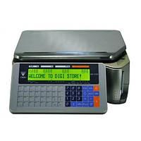 Весы с печатью этикетки SM-5100B (32)