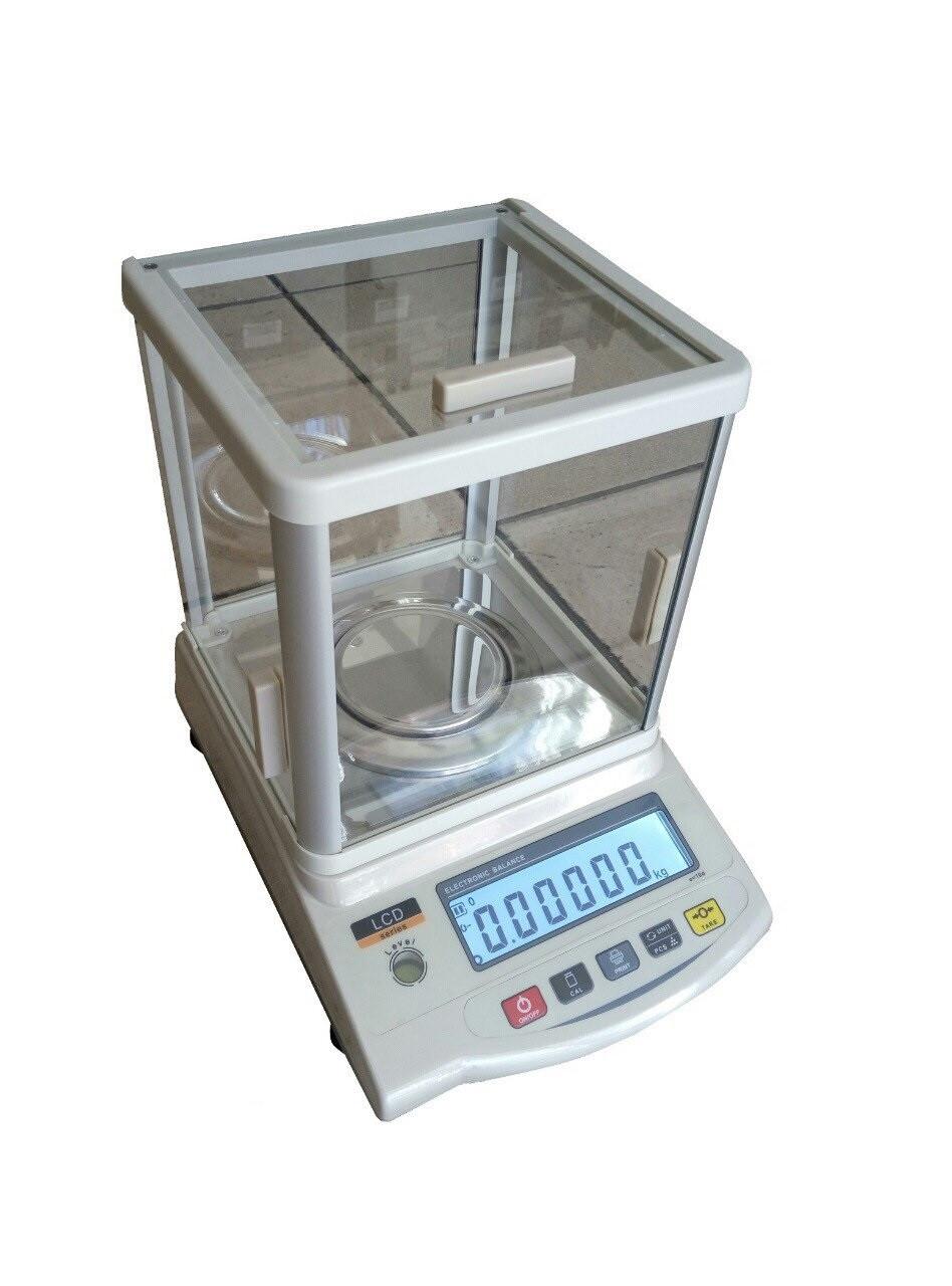 Лабораторные весы JD-320-3 (320/0,001грамм)