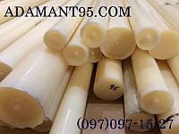 Капролон (полиамид) стержень, d 130 мм - 1000 мм.