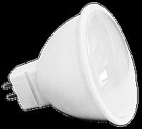Лампа светодиодная MR16 4W 4000K  220V