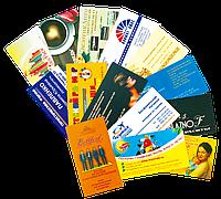 Где можно заказать визитки