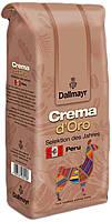 Кофе в зернах Dallmayr Crema d'Oro Peru, 1 кг., фото 1