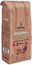 Кофе в зернах Dallmayr Crema d'Oro Peru, 1 кг.