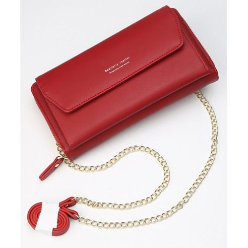 Сумка Baellerry Leather Красная — в Категории