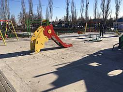 Покрытие для детской площадки 1
