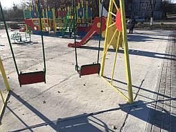 Покрытие для детской площадки 2