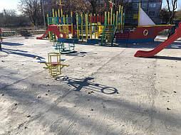 Покрытие для детской площадки 3