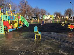 Покрытие для детской площадки 4