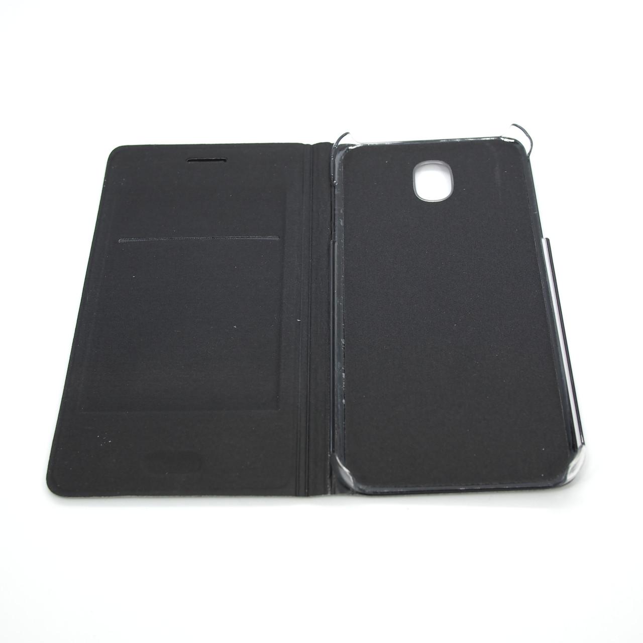 Чехол Book-case Samsung J530 black Galaxy J5 (J530) 2017 Для телефона Черный