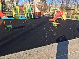 Покрытие для детской площадки 7