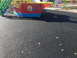 Покрытие для детской площадки 9
