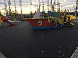 Покрытие для детской площадки 15