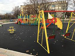 Покрытие для детской площадки 16