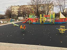 Покрытие для детской площадки 17