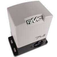 Автоматика для откатных ворот FAAC 741 900кг интенсивностью использования 40%