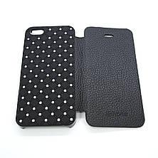 Чехол Diamond iPhone 5s/SE black, фото 3
