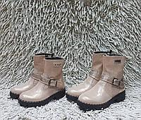 Зимние ботинки для девочки купить киев, фото 1