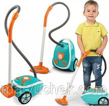 Детский пылесос Eco Clean Smoby 330214