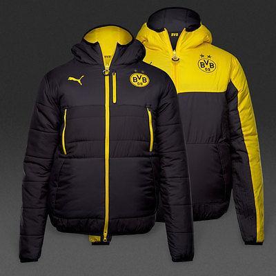 Puma боруссия дортмунд куртки