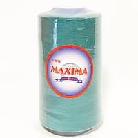 Швейные нитки 40/2 MAXIMA, морской волны (233)