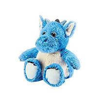Мягкая игрушка-грелка Warmies Динозаврик синий /war - 684555