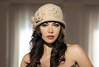 Женская шляпка из натуральной шерсти Atlanta от Willi Польша