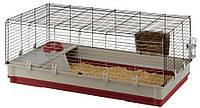 Качественная клетка для кроликов Ferplast Krolik Exstra Large (120 x 60 x 50 см)