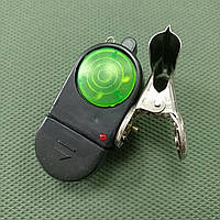 Электронный сигнализатор поклевки на удилище зеленый ( 9990684)