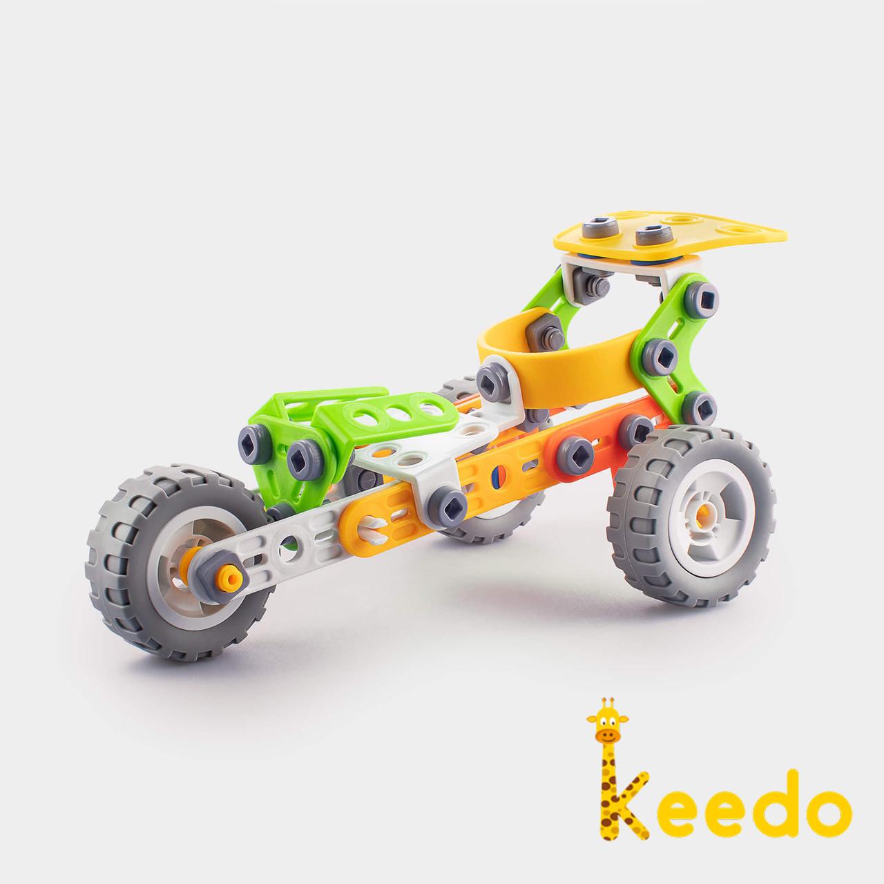 "Мотоцикл ""Keedo"""