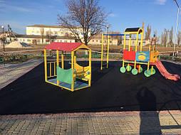 Бесшовное покрытие для детской площадки 8