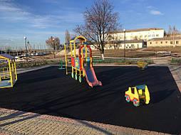 Бесшовное покрытие для детской площадки 9