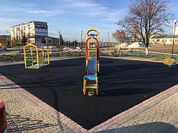 Бесшовное покрытие для детской площадки 10