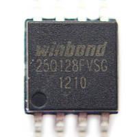 Микросхема Winbond W25Q128FVSG, 25Q128FVSG