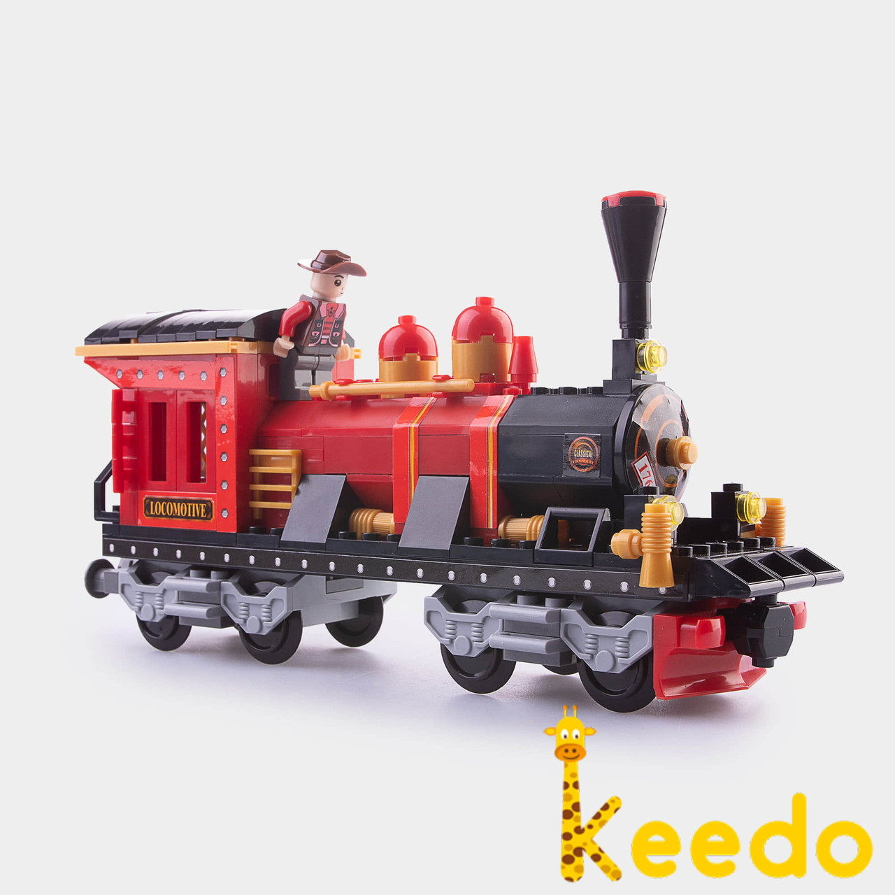 Конструктор «Поезд No25610»