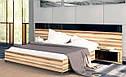 Кровать 160х200 Соната с тумбами и каркасом Миро-Марк, фото 2
